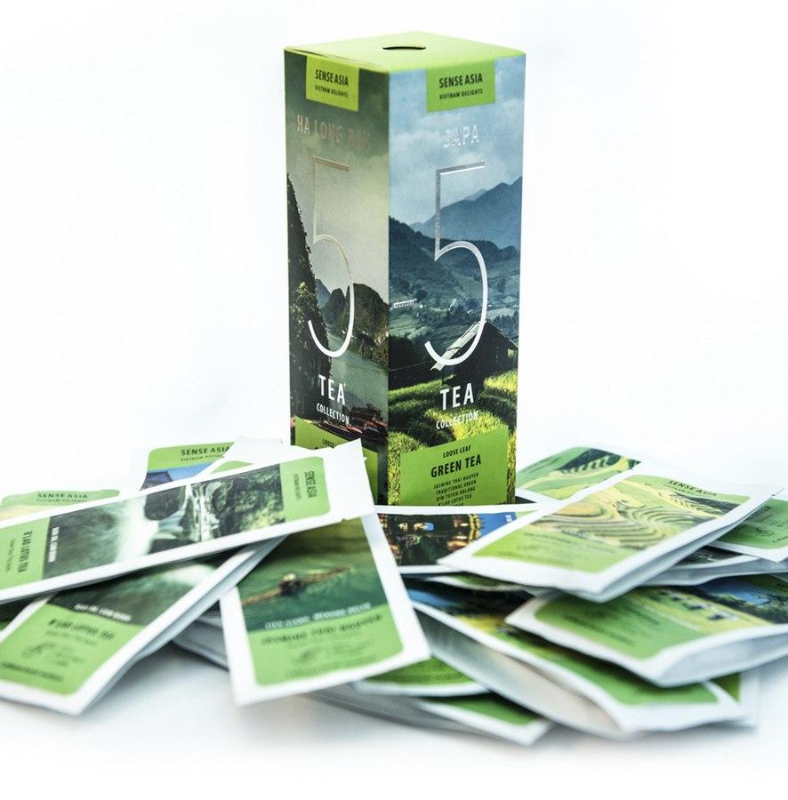 Подарочный чай из Вьетнама
