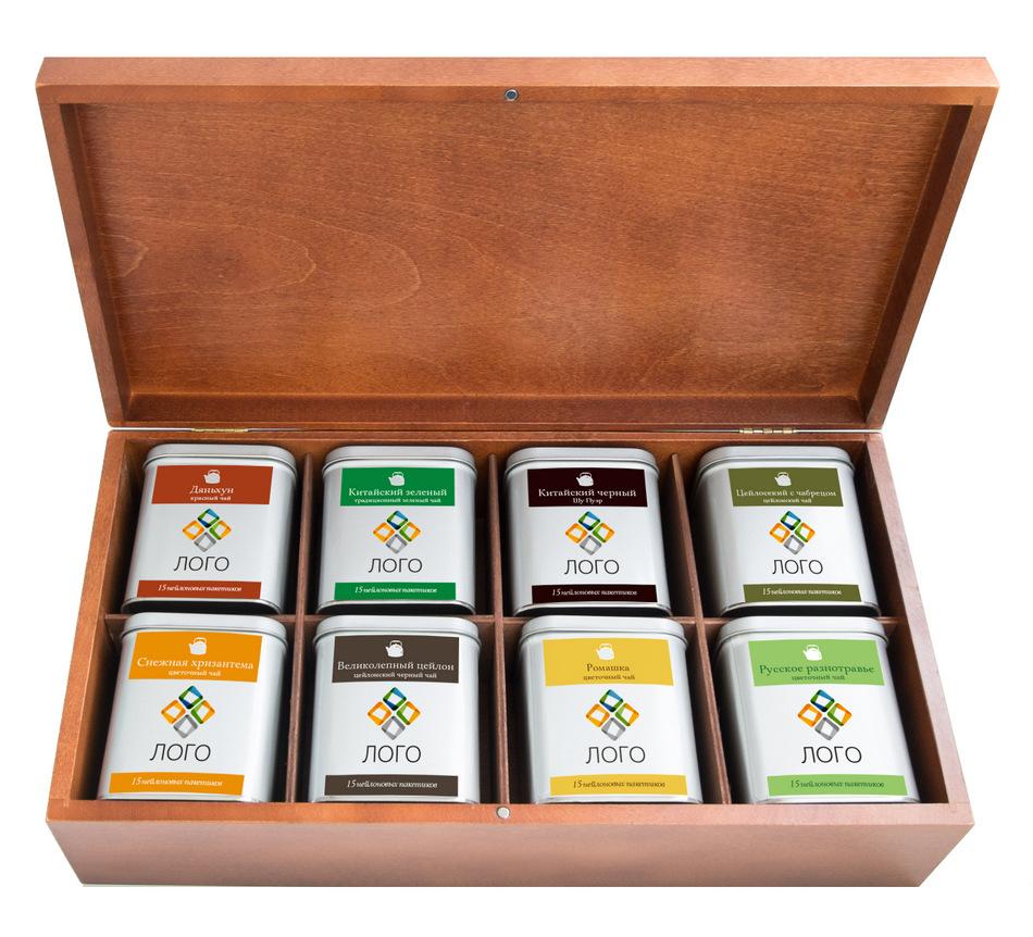 Элитный чай в пакетиках