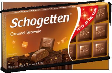 Немецкий шоколад Schogetten