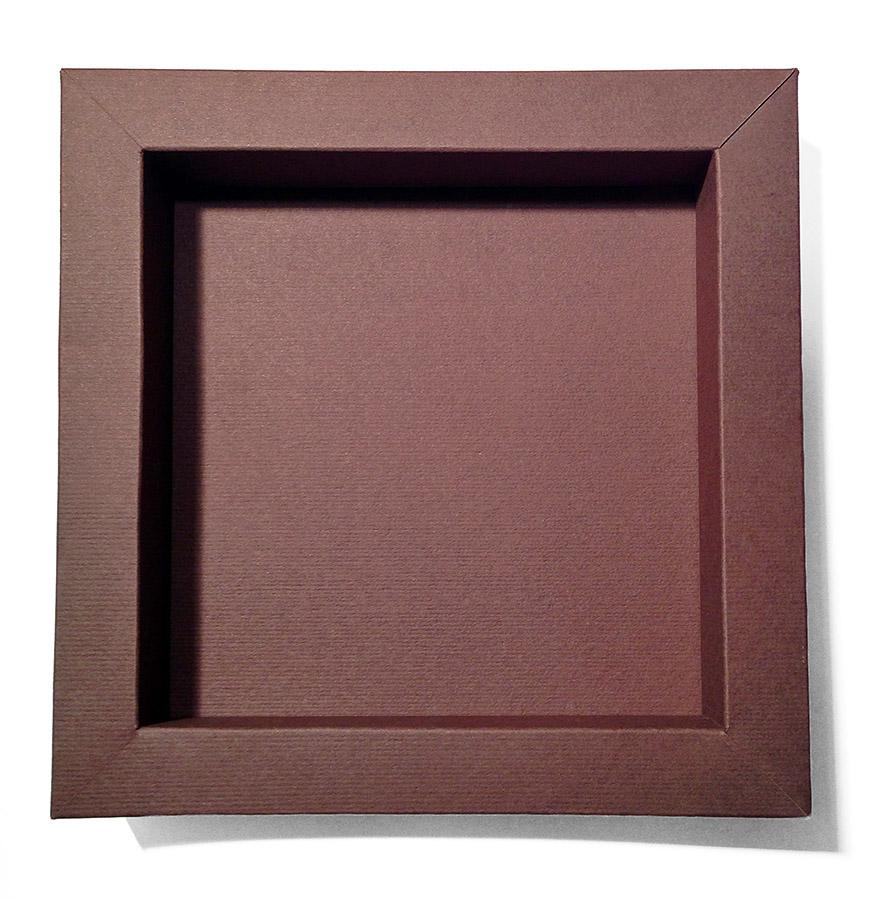 Коробочки из картона для кондитерской «Ваниль»