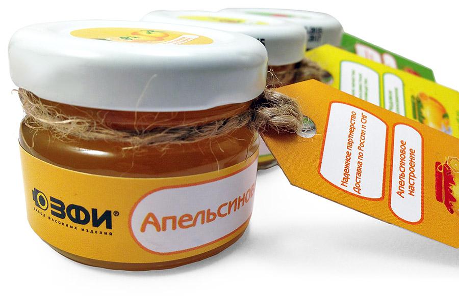 Варенье, джем, мед с логотипом
