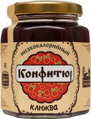 Конфитюры из сибирских ягод и цветов