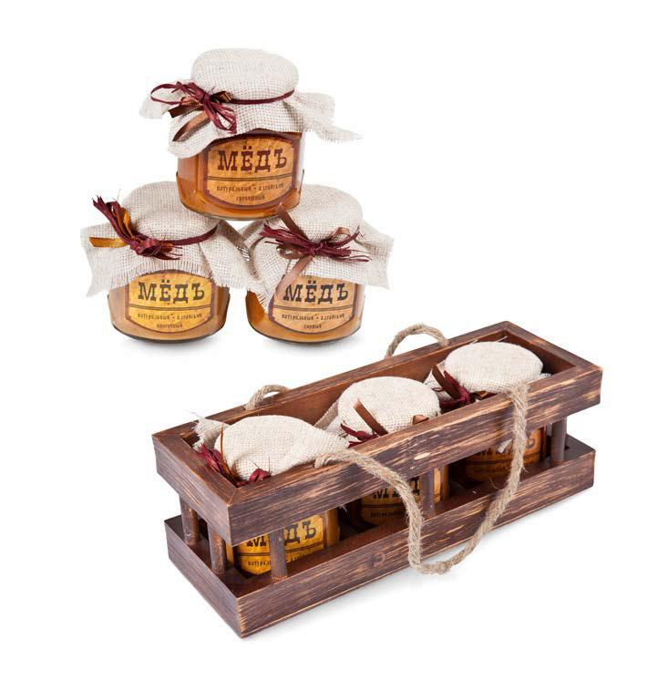 Подарочный набор Целебный провиант