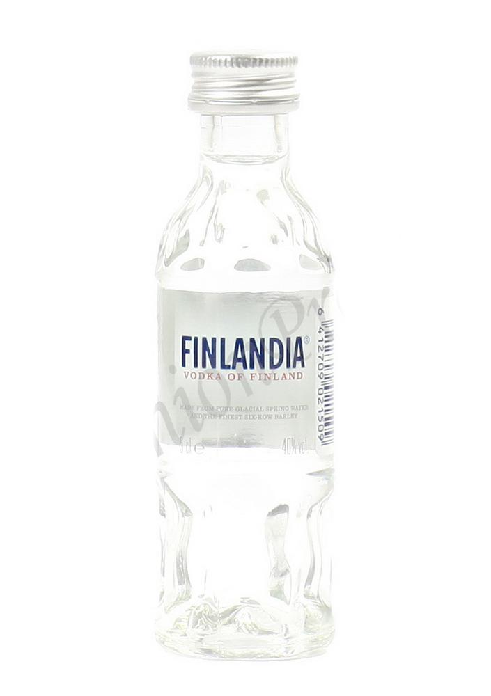Водка в мини-упаковке
